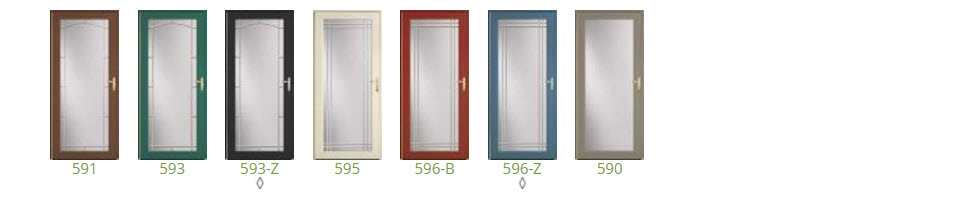 Decorator Door Styles