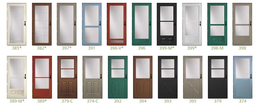 Deluxe Door Styles