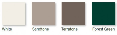 FWH Exterior Colors