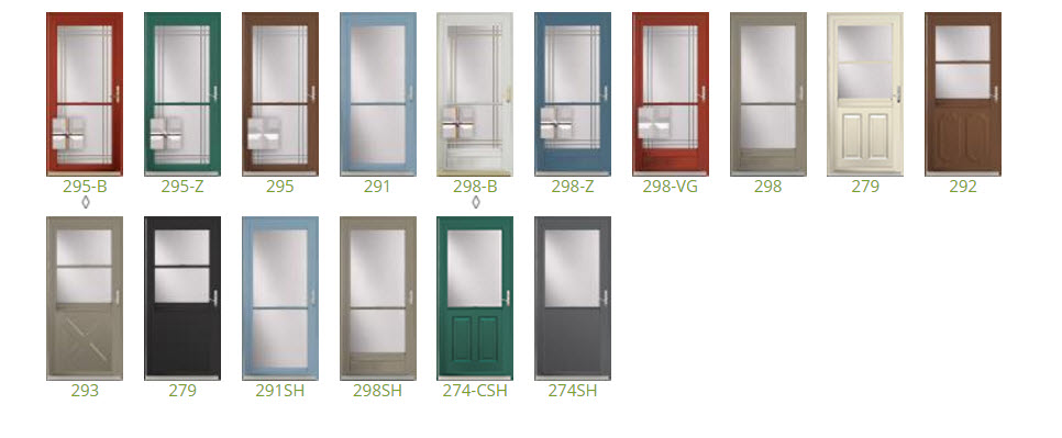 Spectrum Door Styles