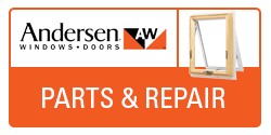 Anderson Windows Parts and Service