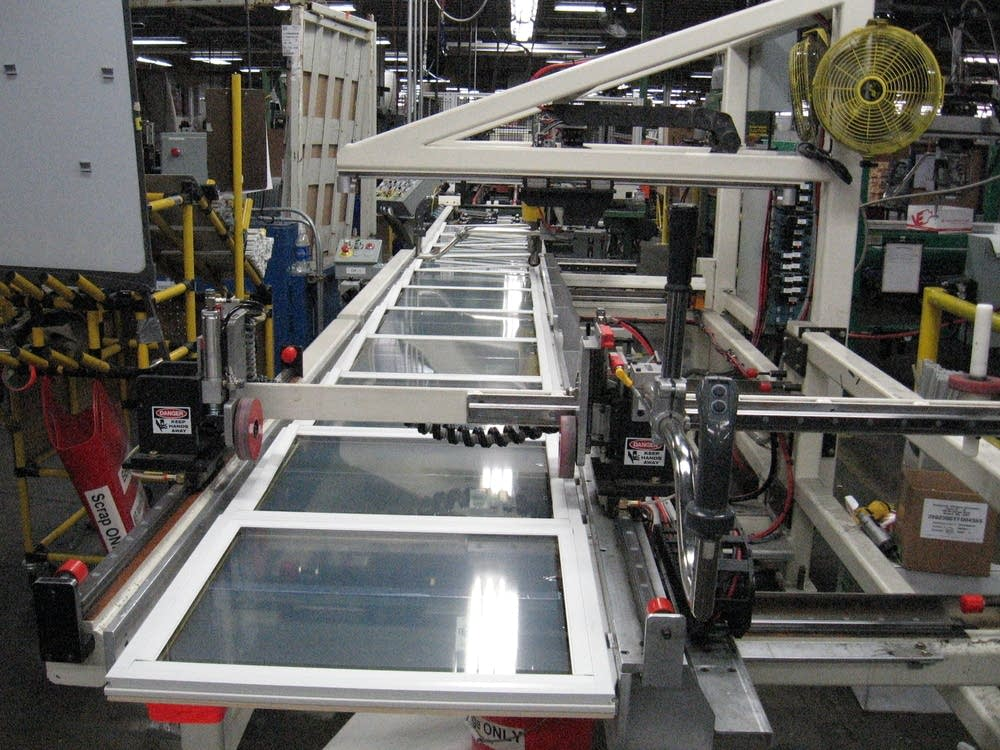 Anderson Replacement Windows >> Touring Andersen Windows Manufacturing Facility | Great Plains Windows
