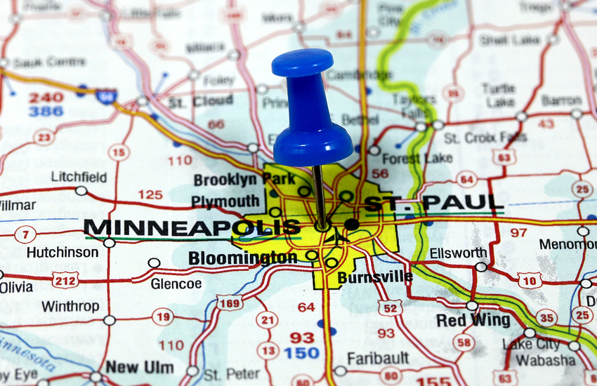 minneapolis st paul replacement window map pin