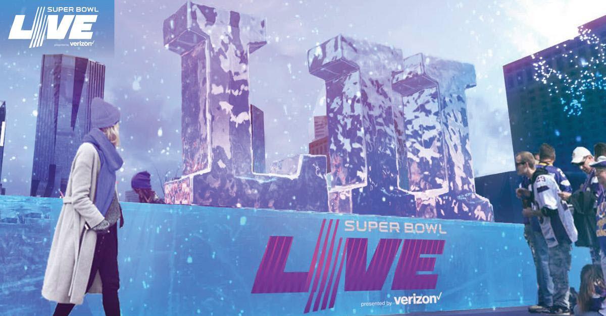 Visit Andersen Windows At Super Bowl Live Great Plains